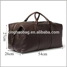 Wholesale Low Price <b>Men Travel</b> Tote <b>Bag Cow</b> Leather <b>Travel Bag</b> ...