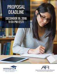 Apply Now For The Access Group AIR Research and Dissertation Fellows Grant