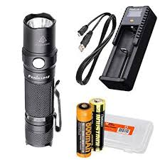 Fenix LD12 <b>2017</b> Edition 320 Lumens Rechargeable LED <b>Flashlight</b> ...