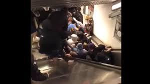 Полиция Рима: болельщики <b>ЦСКА</b> не прыгали на эскалаторе ...