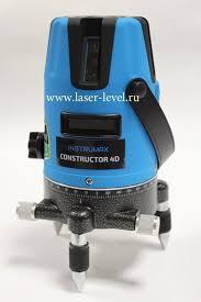 <b>Лазерный уровень Instrumax Constructor</b> 4D - обзор ...