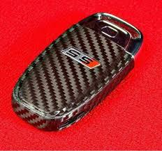 <b>Black Carbon</b> Fiber Key Decor for <b>BMW</b> Interior Decal Sticker ...