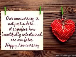 Anniversary Wishes for Wife: Quotes and Messages for Her ... via Relatably.com