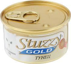 консервы для кошек stuzzy speciality с треской 100 г