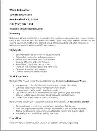 Welder Resume welder resume samples Welder Resume Objective Samples Welding  Professional Resume SlideShare