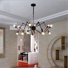 DHL/EMS/SPSR <b>LukLoy</b> Pendant Lights, Industrial Hanging Spider ...