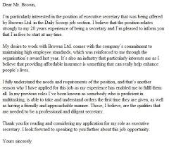 here is an example of a good cover letter example resume coverletter the perfect cover letter example