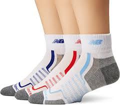Amazon.com: <b>New</b> Balance Men's Performance <b>Ankle Socks</b>-3 Pairs ...