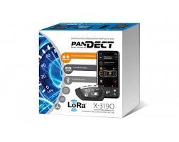 Автомобильная сигнализация <b>Pandect X</b>-<b>3190</b> – Официальный ...