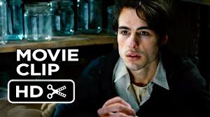 the book thief movie clip make the words yours hd