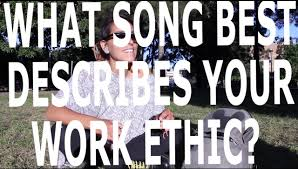 ep what song best describes your work ethic ep4 what song best describes your work ethic