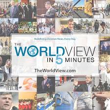 Voiced by veteran talk show host Adam McManus and written by radio-host and pastor Kevin Swanson and AP award-winning reporter, now pastor, Mark Robinette, The World View in 5 Minutes is a round-up of the daily news from a Biblical perspective. And, perha