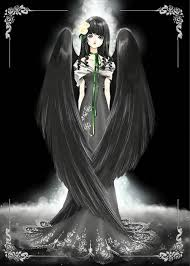 """Résultat de recherche d'images pour """"manga ange noir"""""""