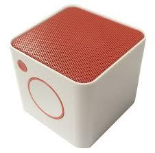 Беспроводная <b>колонка ZDK</b> Box 3w300 Red, красный