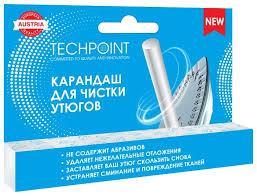 Купить <b>Чистящее средство TECHPOINT для</b> утюгов, карандаш ...