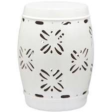 patio stool: this question is from sakura white garden patio stool