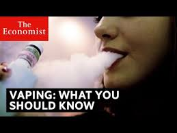 <b>Vaping</b>: what people are getting wrong   The Economist - YouTube