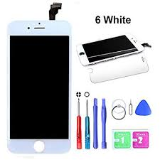 HTECHY Compatible with iPhone 6 Screen ... - Amazon.com