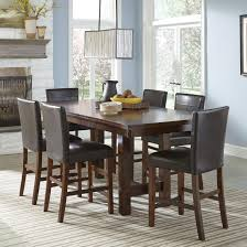 expandable dining table ka ta: intercon kona dining table with three  inch leaves wayside furniture dining tables