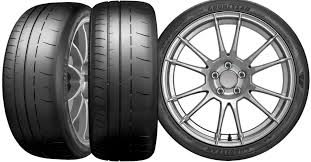 Goodyear Supersport RS 'faster than' <b>Michelin Pilot Sport Cup</b> 2s ...