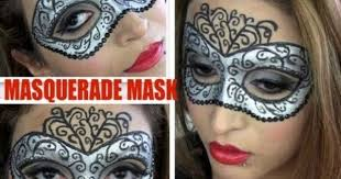 makeup masquerade mask for partys or anytime or occasion you want i hope you enjoy this tutorial and find it helpful x the s and to