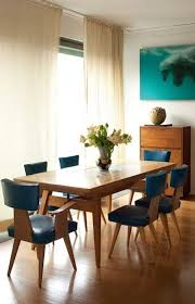 modern wood dining room sets: amazing mid century modern post wwii dining furniture