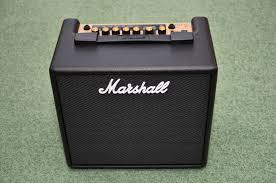 Обзор на <b>Гитарный комбоусилитель MARSHALL CODE25</b> ...