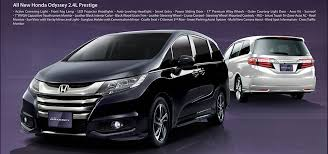 Daftar Harga All New Odyssey - Review, Bandingkan, Modifikasi