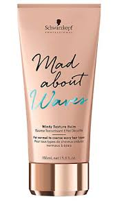 <b>Schwarzkopf Professional Mad About</b> Waves Windy Texture Balm ...