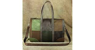 ZZZ <b>Retro Crazy Horse Leather</b> Travel Bag/Top Layer Leather ...