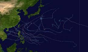 saison cyclonique 1988 dans l'océan Pacifique nord-ouest
