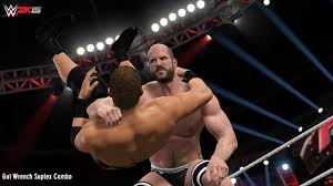 Image result for WWE 2K15 (2015)