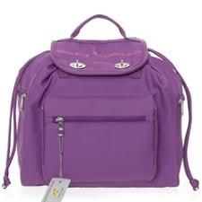 Backpacks for women, leather and fabric | <b>Mandarina Duck</b>