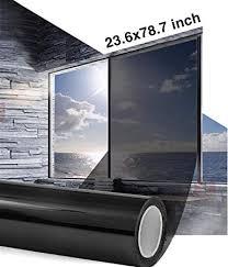 <b>One Way</b> Mirror Solar Window-Film 60x200cm Kid's Room Sticker ...