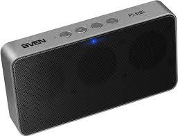 купить портативную акустику <b>Sven PS-80BL Black</b> (SV-014919)