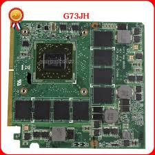 For ASUS G73J <b>G73JH</b> ATI Graphics Card <b>HD5870</b> VGA Video ...