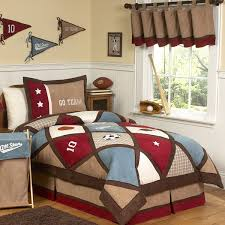 sweet jojo designs 4 piece boys all star sports twin comforter set bedding sets twin kids