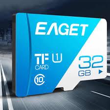 <b>EAGET T1</b> Micro <b>SD Card</b> Class10 128GB <b>Memory Card</b> 32GB ...