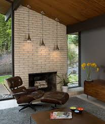 beautiful mid century modern fireplace especially the light fixtures beautiful mid century modern exterior lighting