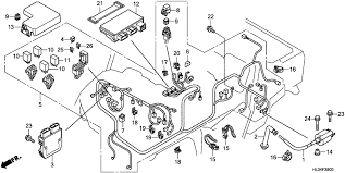 honda pioneer wiring diagram wiring diagram schematics 2014 honda pioneer sxs700 wire harness parts best oem wire
