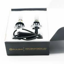 <b>120W</b> 12800lm <b>4 Sides</b> CREE Lamps <b>LED</b> Headlight Kits <b>H7</b> Low ...