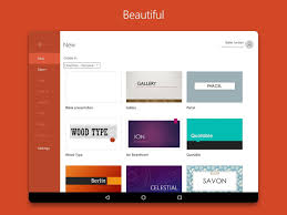 microsoft powerpoint android apps on google play microsoft powerpoint screenshot