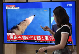 North Korea's Kim Oversaw Test of '<b>Super</b>-<b>Large</b>' Missile Launcher ...
