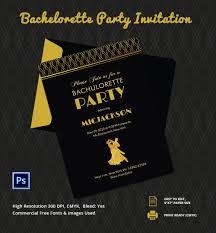 bachelorette invitation psd vector eps ai psd bachelorette party invitation card template