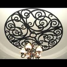 faux wrought iron product