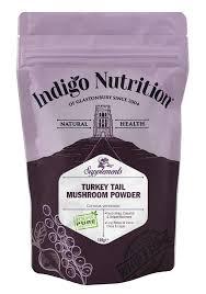 <b>Turkey Tail Mushroom Powder</b> Coriolus | Indigo Herbs