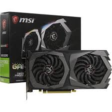 <b>Видеокарта MSI GeForce</b>® <b>GTX</b> 1660 GAMING X 6 Гб GDDR5 ...