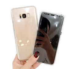 Full Cover Soft <b>Tpu</b> Silicone Rubber <b>Phone</b> Case <b>Transparent All</b> ...