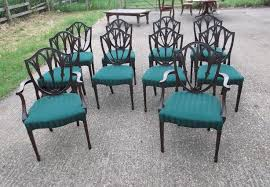hepplewhite shield dining chairs set: very good quality and beautifully carved set of hepplewhite shield back dining chairs with moulded frames melissa pinterest antique dining chairs