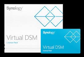 Virtual DSM <b>License</b> | <b>Synology</b> Inc.